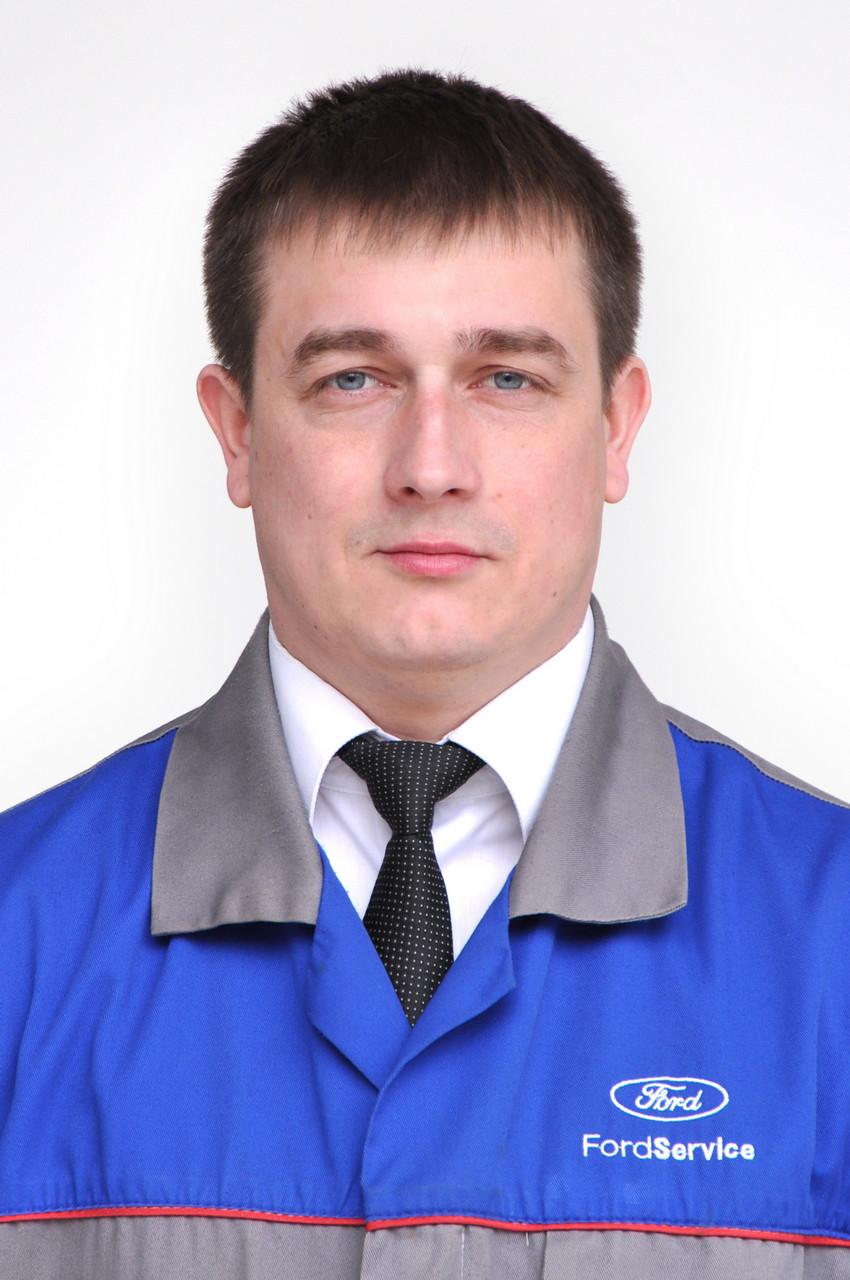 Павел Фомушкин